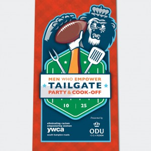 YWCA Tailgate Party Promo