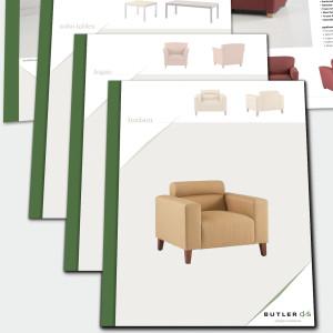 Butler d/s product brochures