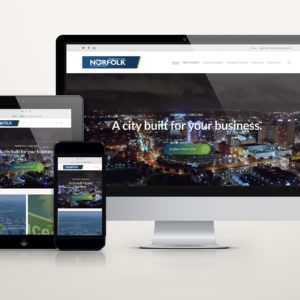 Norfolk Economic Development Website