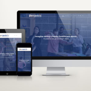 Percentric website