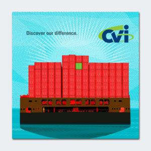 CV International mini-booklet